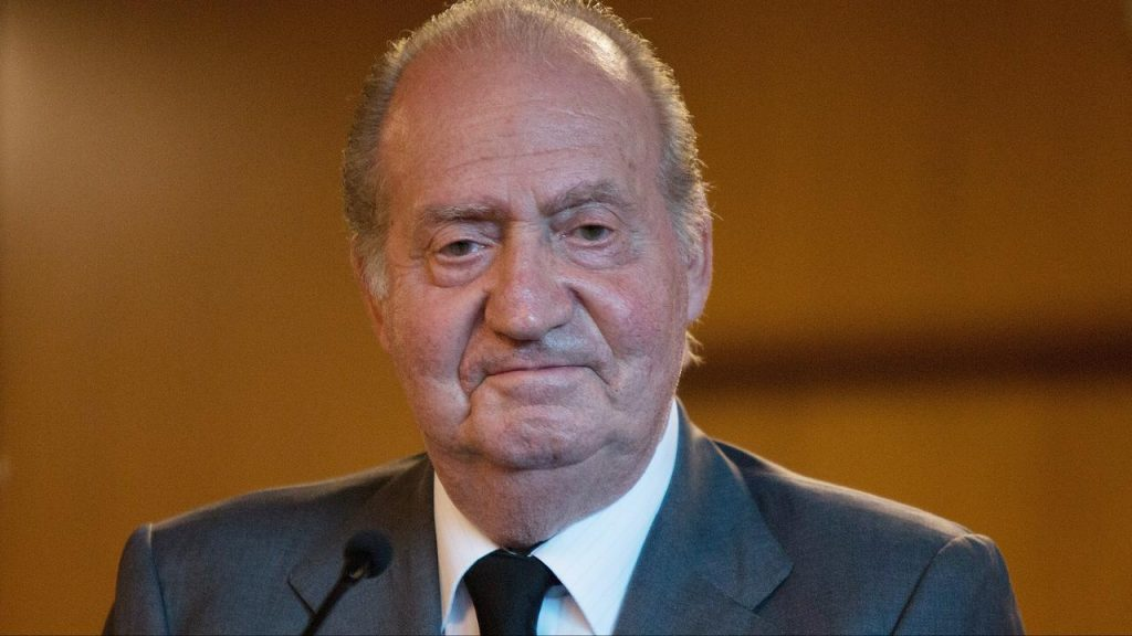 Former Spanish King Juan Carlos pays € 4m in taxes    Currently