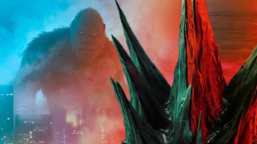 Godzilla vs.  Kong breaks important Warner Bros. record