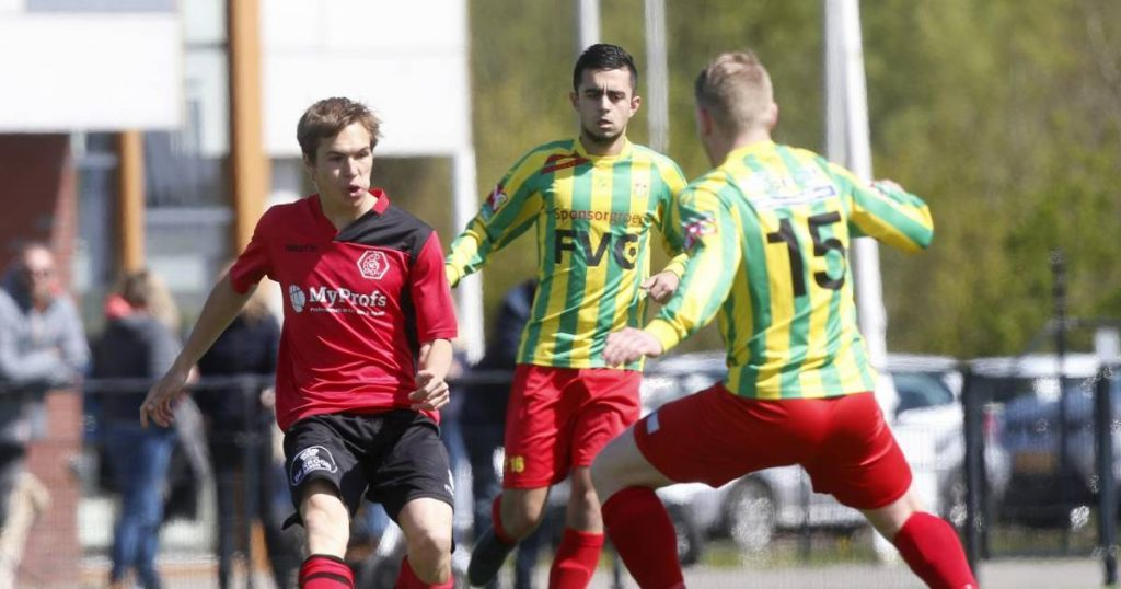 Hanema trains with Staphorst so he can return to the US |  Amateur football