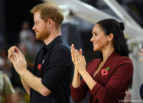 Harry and Meghan continue to support the UK