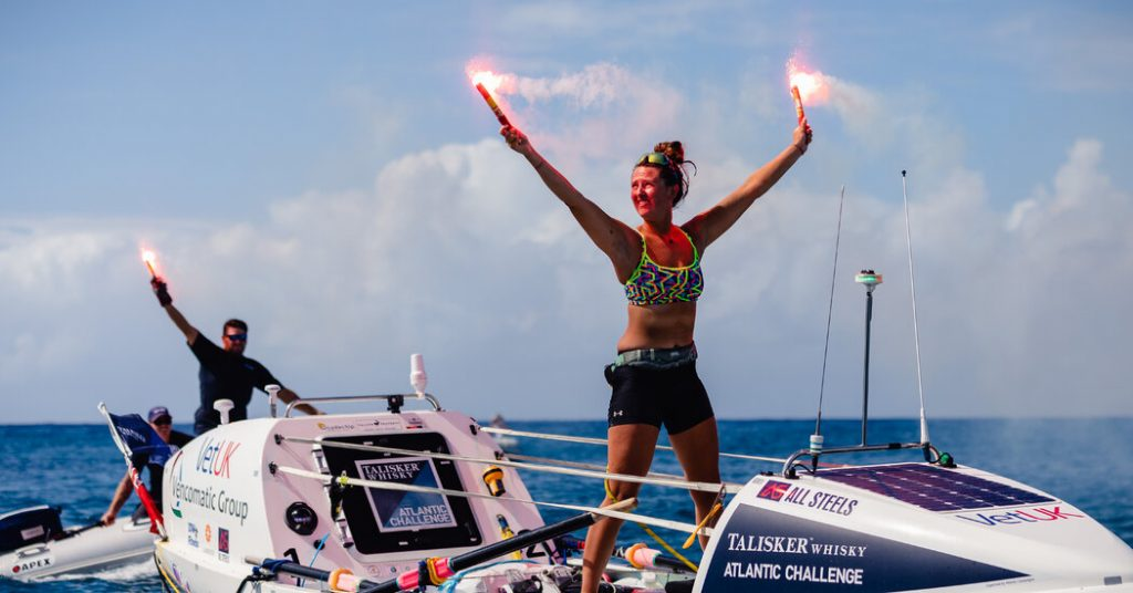I rowed across the Atlantic and joined a new wave of extreme endurance athletes
