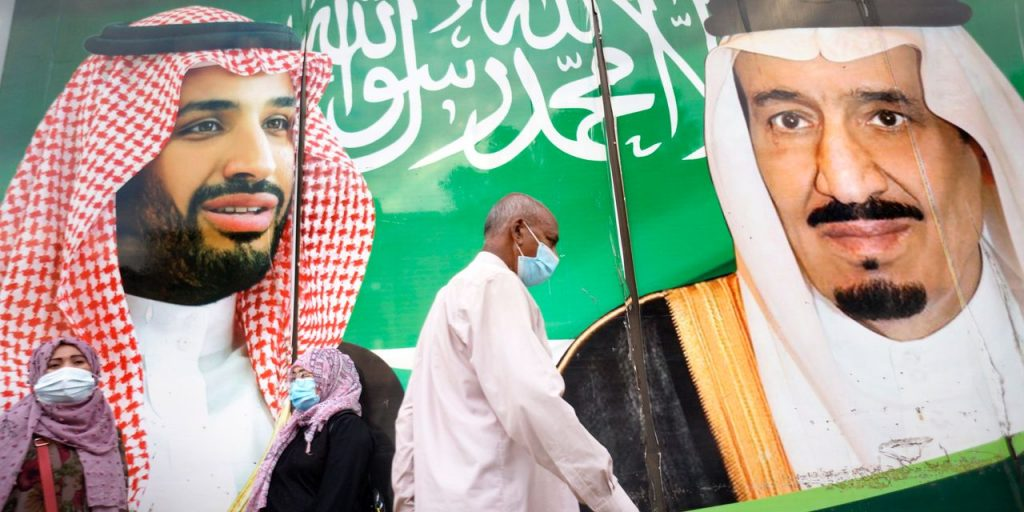 In this review, Biden seeks a new balance in Saudi relations
