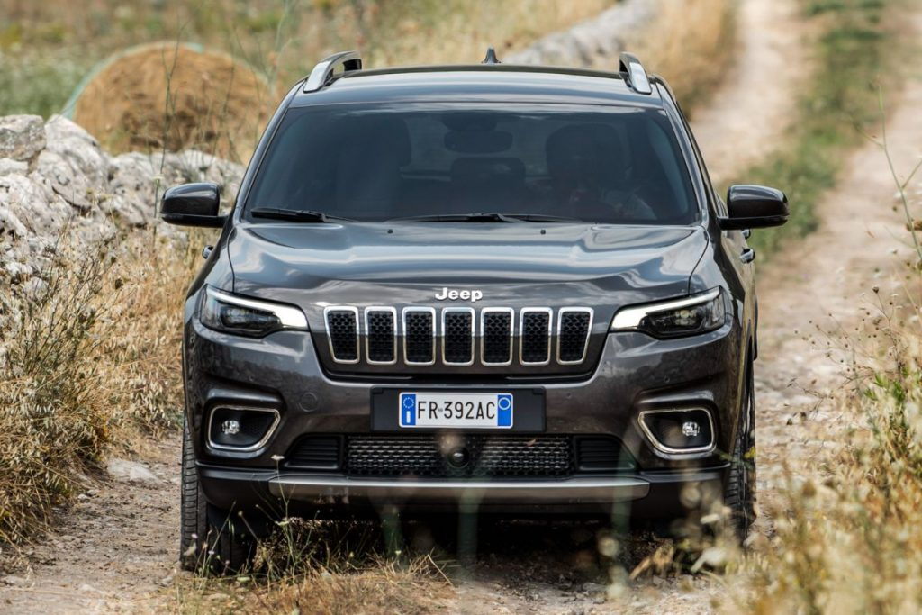 Jeep Cherokee name change from Indian tribe