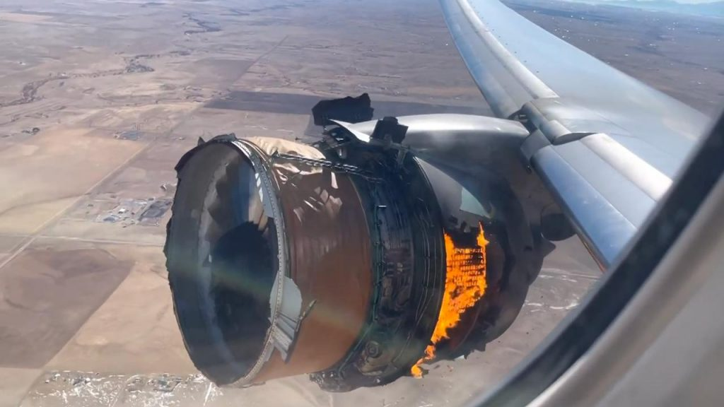 Kuwait Airways does not fly with the kind of aircraft engines that caught fire in the United States |  Currently