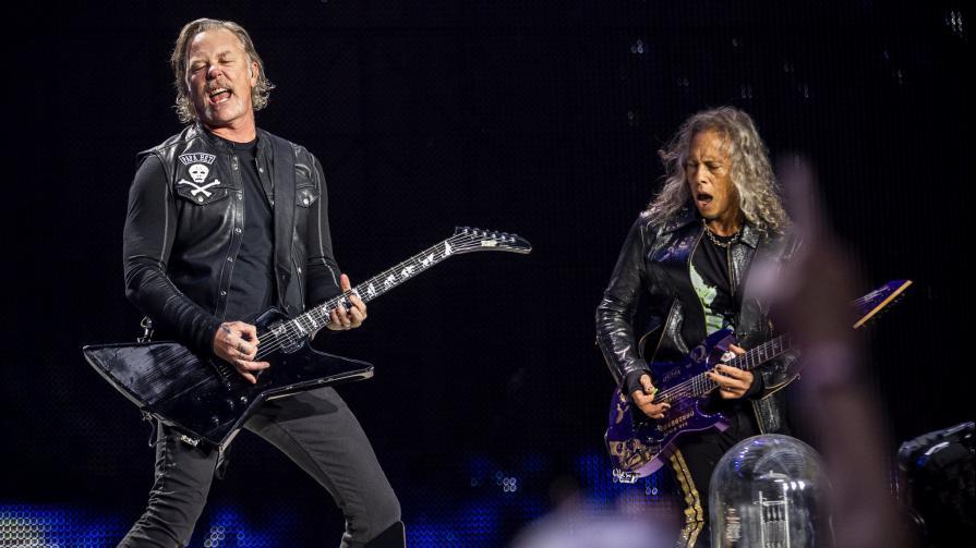 Metallica and Guns N 'Roses stars in new rock documentary - news