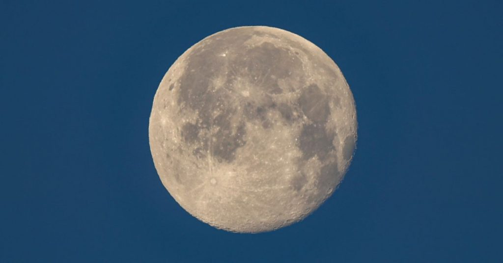 NASA postpones the Lunar Lander Awards because Biden's team mirrors the Moonshot program