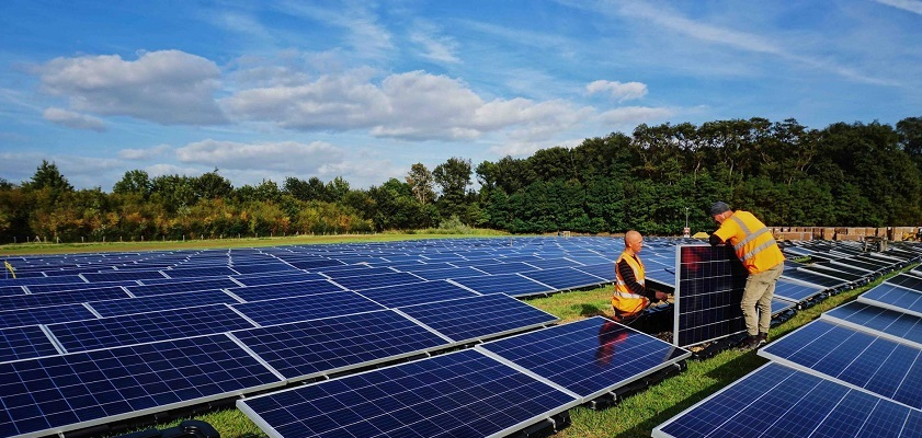 Solar Magazine - NaGa Solar enters into a joint venture: 4 GW peak solar parks in the Netherlands, Germany and the UK