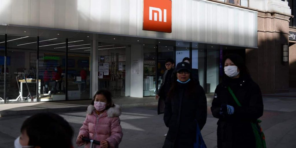 The Chinese giant Xiaomi wants to be blacklisted in the US