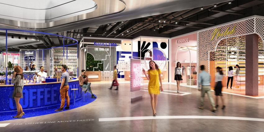 The Mall of the Netherlands announces a 'revolutionary' concept
