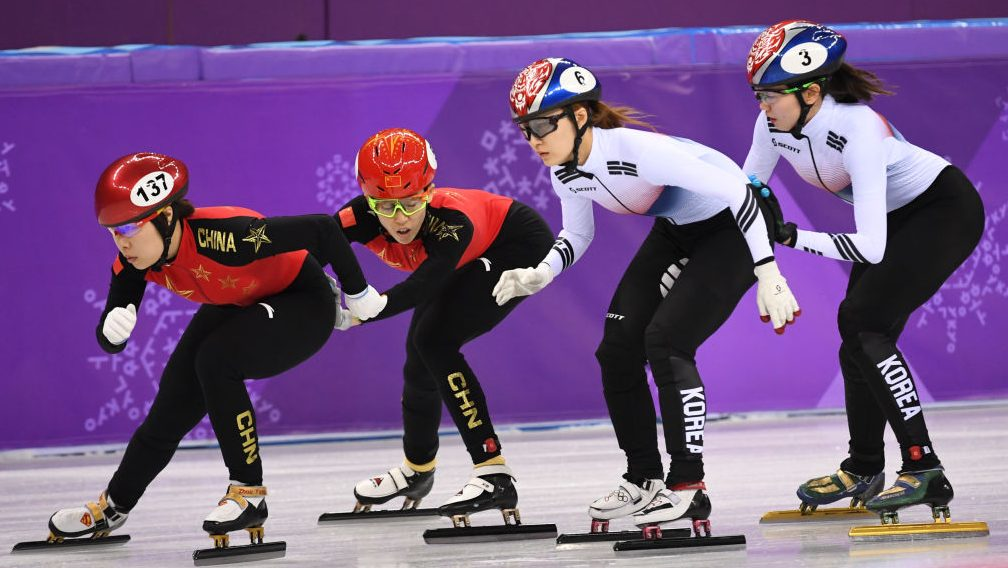The best short track countries miss the world championships