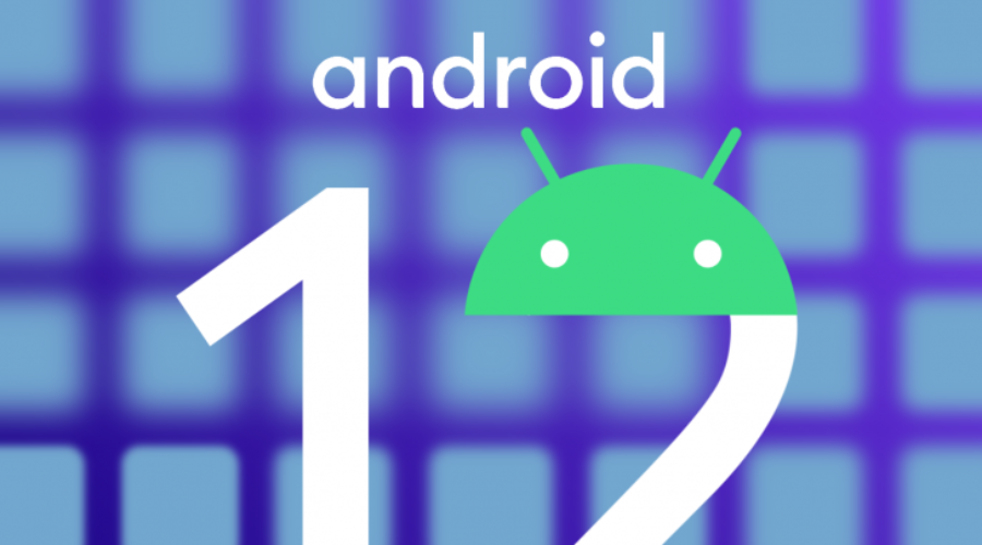 The first shots of Android 12 hint at major visual changes