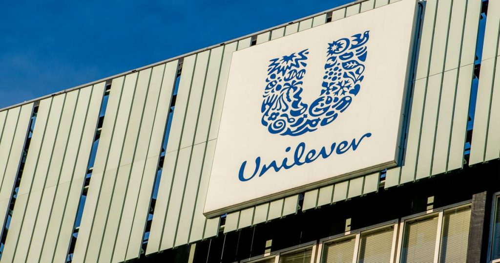 UK shareholders in Unilever also agree to relocate from the Netherlands |  Economie