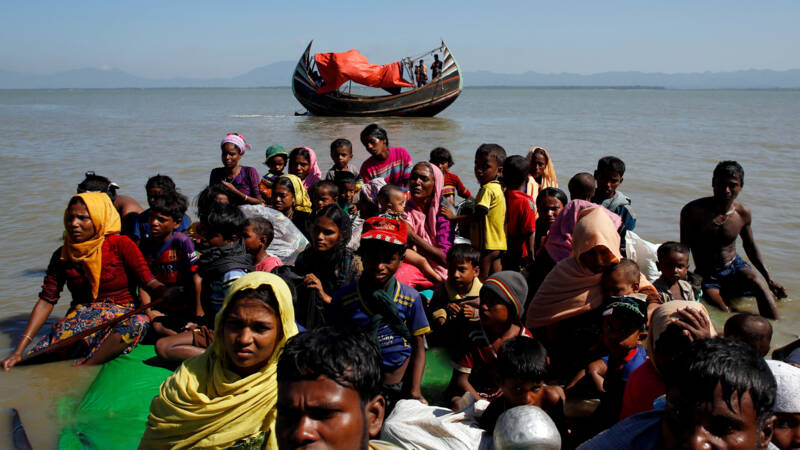 UNHCR is raising the alarm about the Rohingya in distress at sea