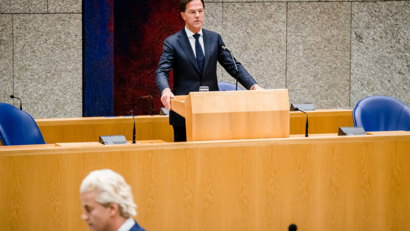 VVD leader Rutte once again rules out alliance with PVV