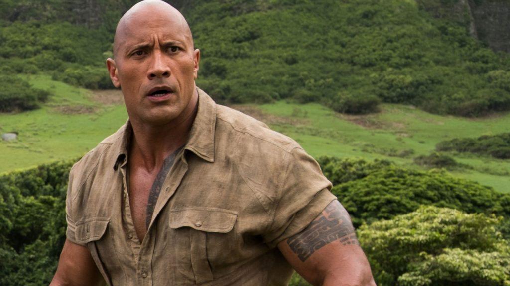 "Will Wayne Johnson ""The Rock"" succeed Joe Biden?"