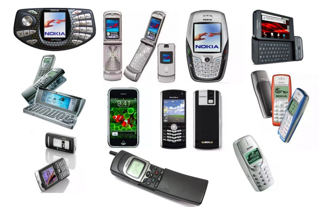 15 Popular Phones of All Time