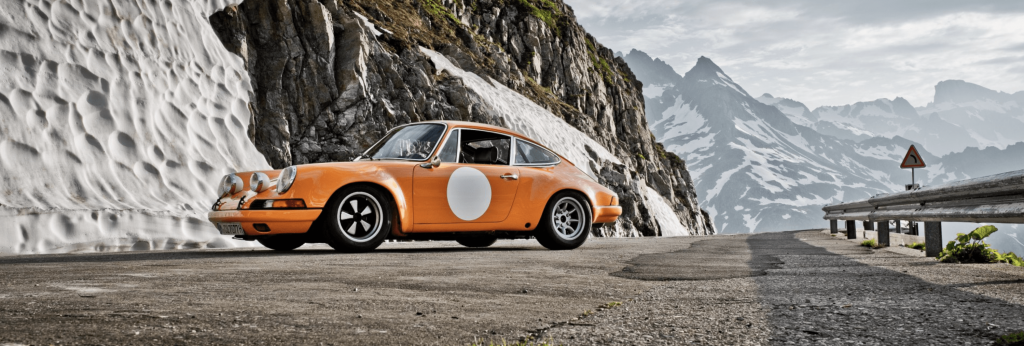 Sunday Engines: With Stephan Boegner across the Swiss Alps