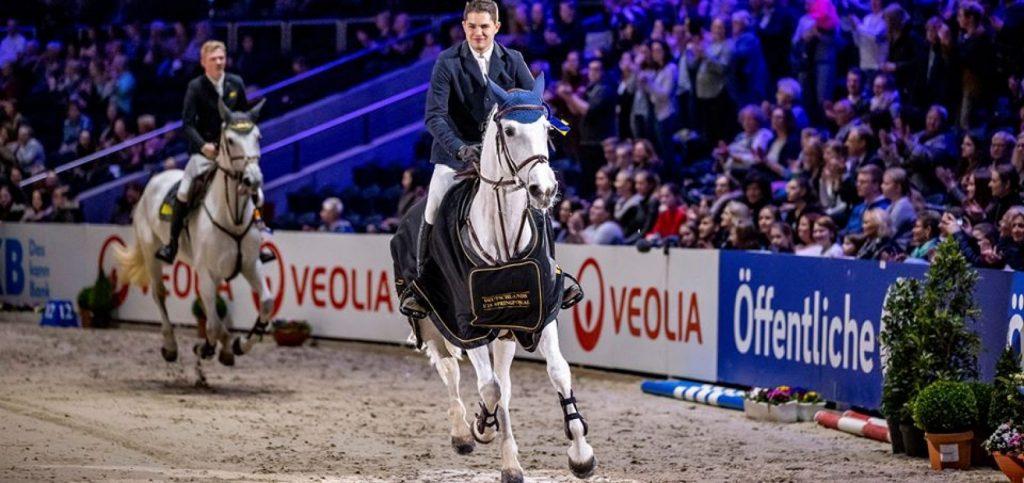 Rhino Valencia: Tim-Uwe Hoffman loses second horse