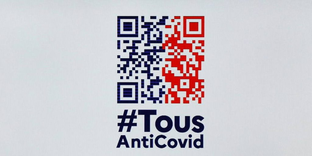First tests for QR code in restaurants