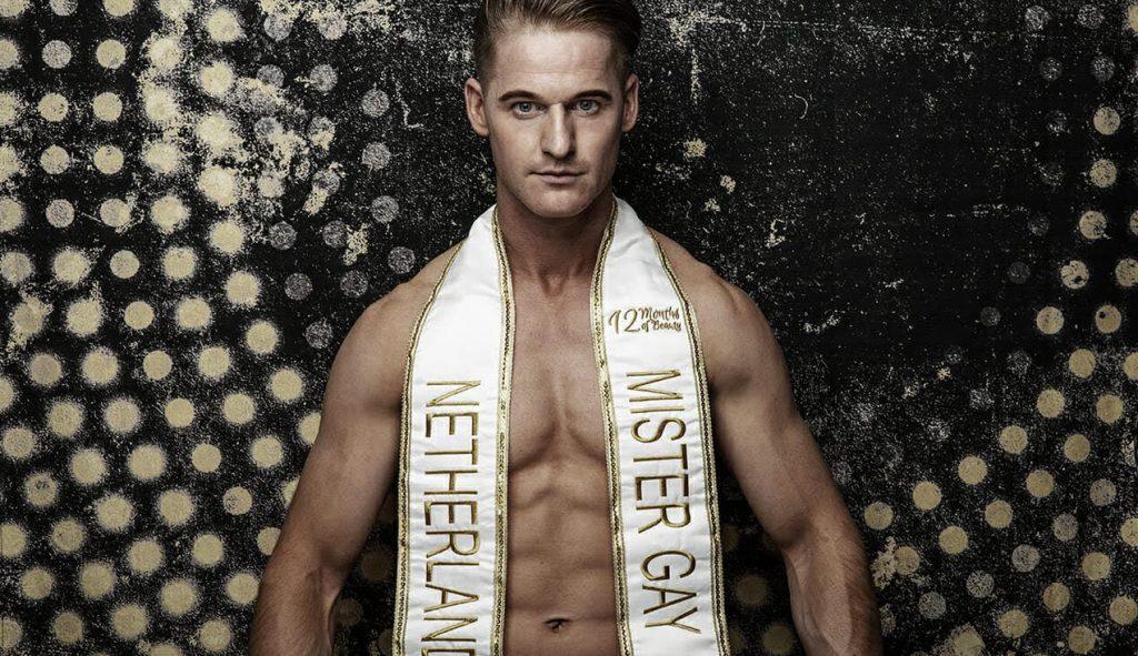 "Enschedeër Danny is Mister Gay Netherlands 2021: ""I want to provide information in schools"""