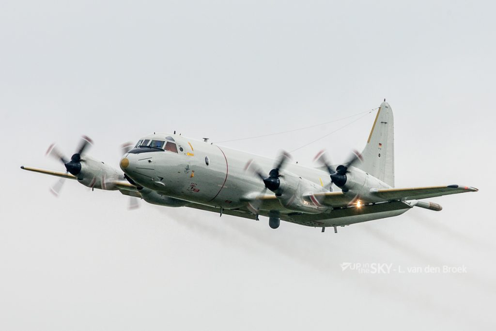 The German Navy selects the P-3C Orion variant