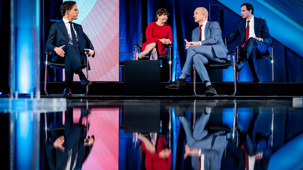 The last TV debate ended;  What does the campaign say about the formation?  |  Currently
