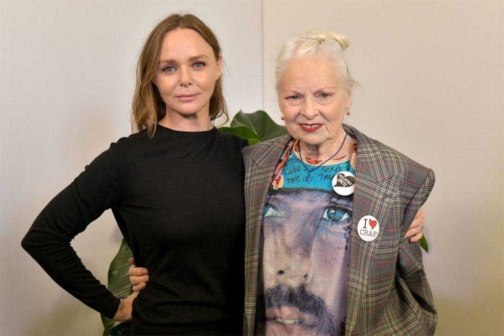 Stella McCartney en Vivienne Westwood willen ban op bontverkoop in Verenigd Koninkrijk