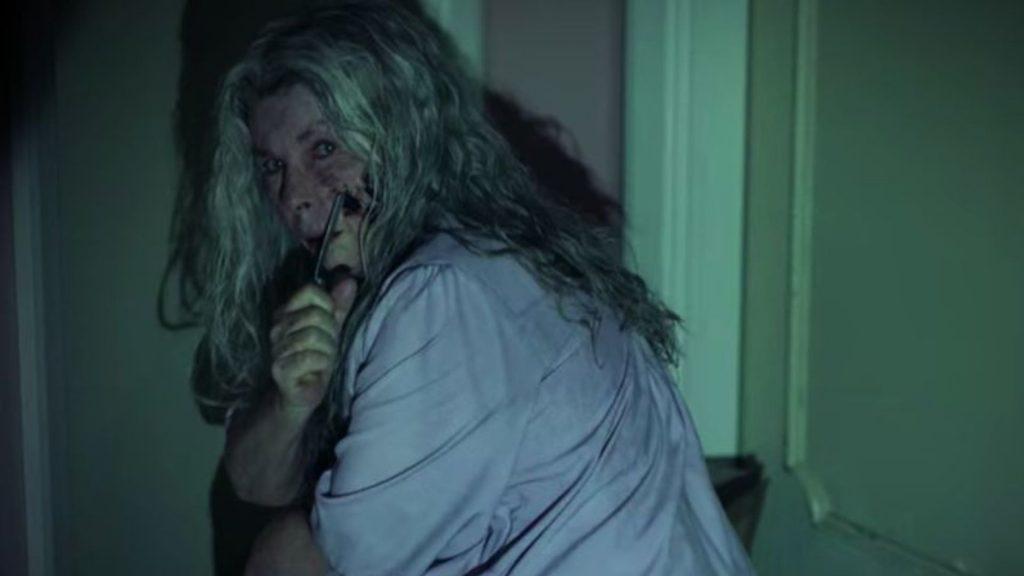 Goed ontvangen horrorfilm