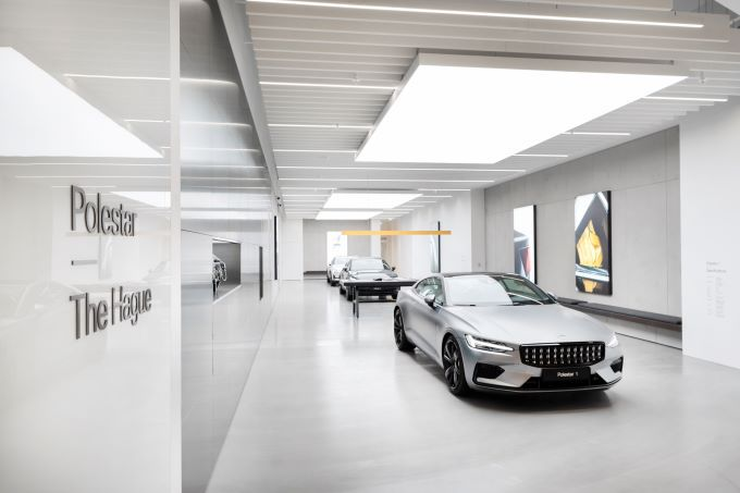 Polestar Space at Westfield Mall of the Netherlands officieel geopend