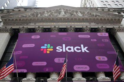 Slack (Reuters / Brendan McDermid /)