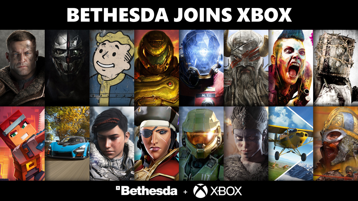 Microsoft Xbox officially completes its acquisition of parent company Bethesda ZeniMax Media Image: Microsoft / Provided