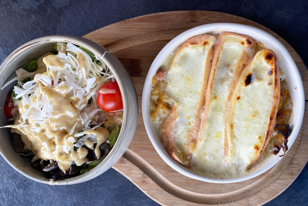 French dishes for winter sports