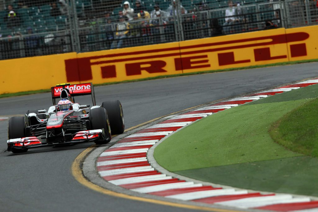 Unforgettable Races: 2010 Australian Grand Prix