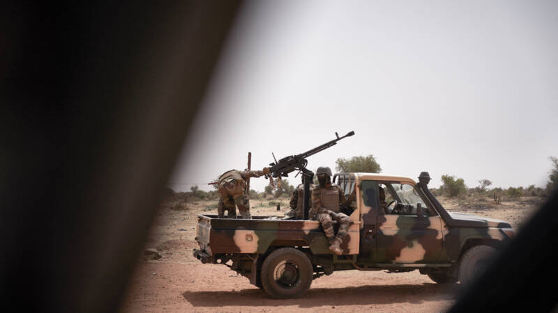 19 civilians were killed in a French air strike in Mali