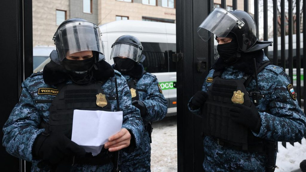 Around 150 Russian opposition members arrested at the meeting |  Currently
