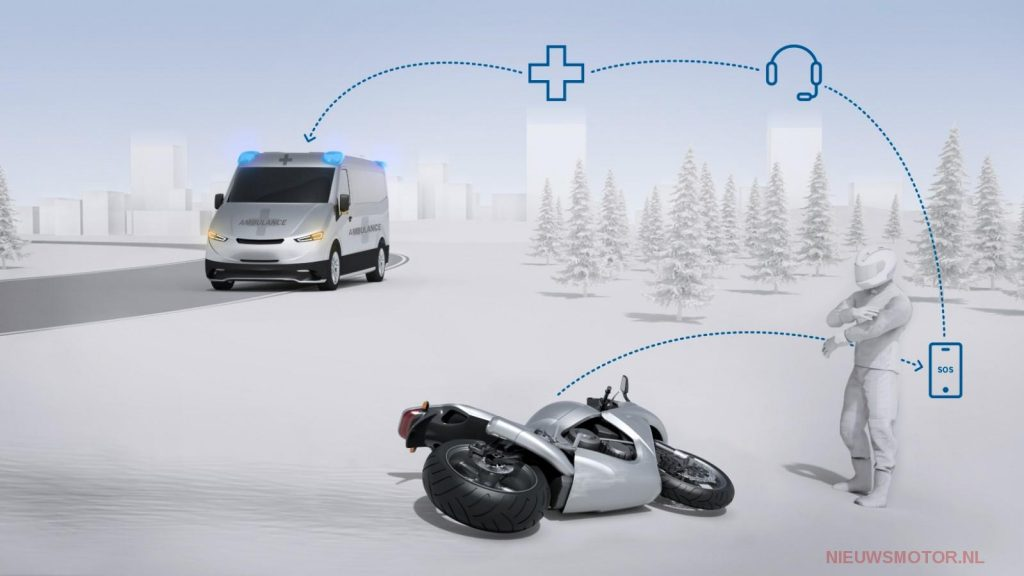 Bosch Help Connect service: after an emergency email call to an accident via your smartphone - news engine