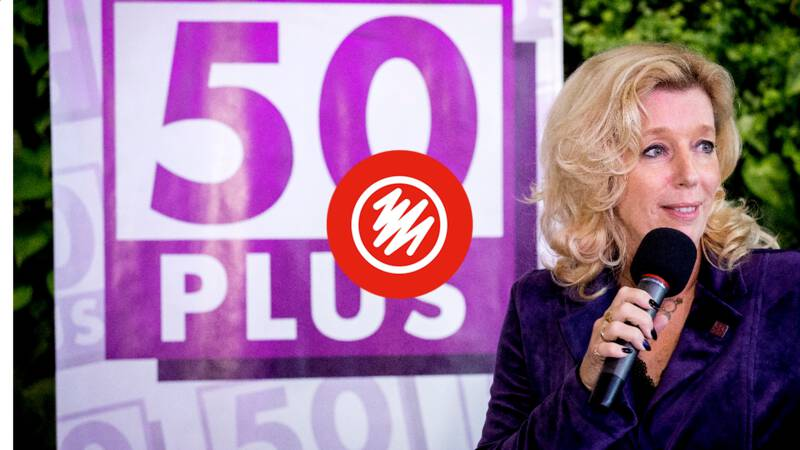 Campaign Blog: NOS '50Plus Den Haan Leader • Segers Worried About The Hoekstra