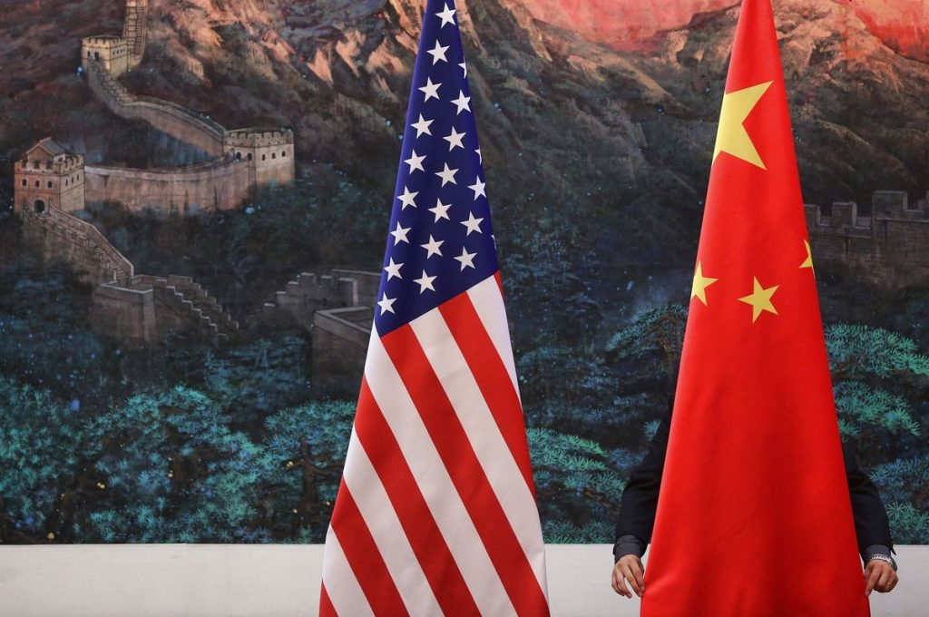 China plans to hold the Biden Xi meeting next month if the talks in Alaska go well