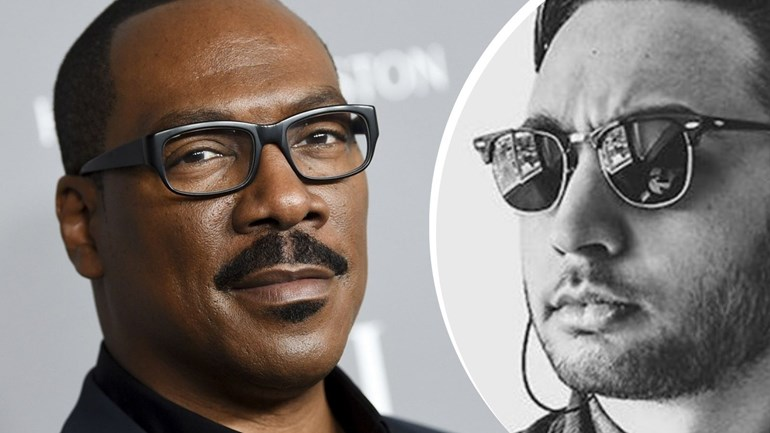 Eddie Murphy selects music from Zeeland producer for Coming 2 America