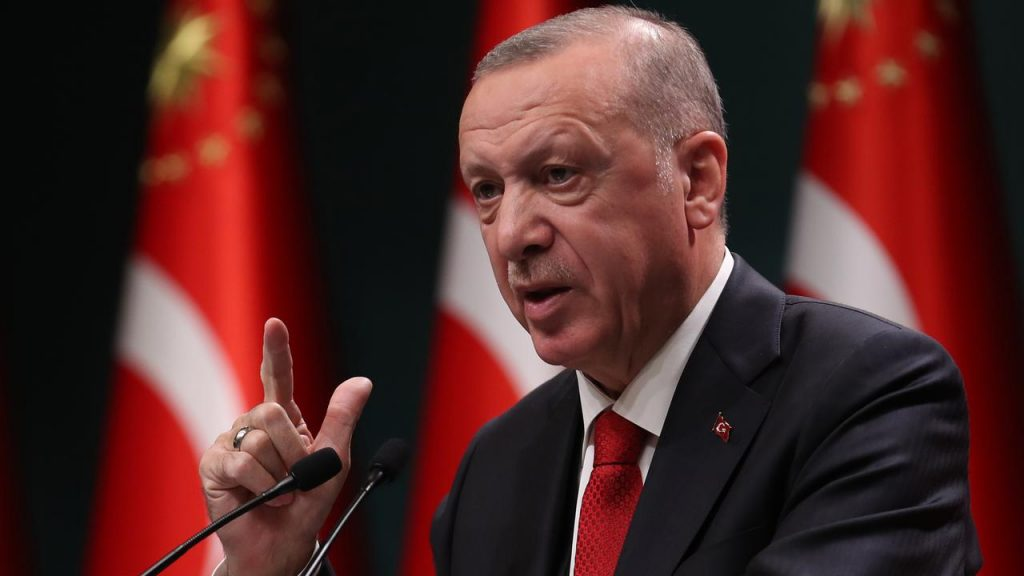 Erdogan sacks the head of the Turkish Central Bank again |  Currently