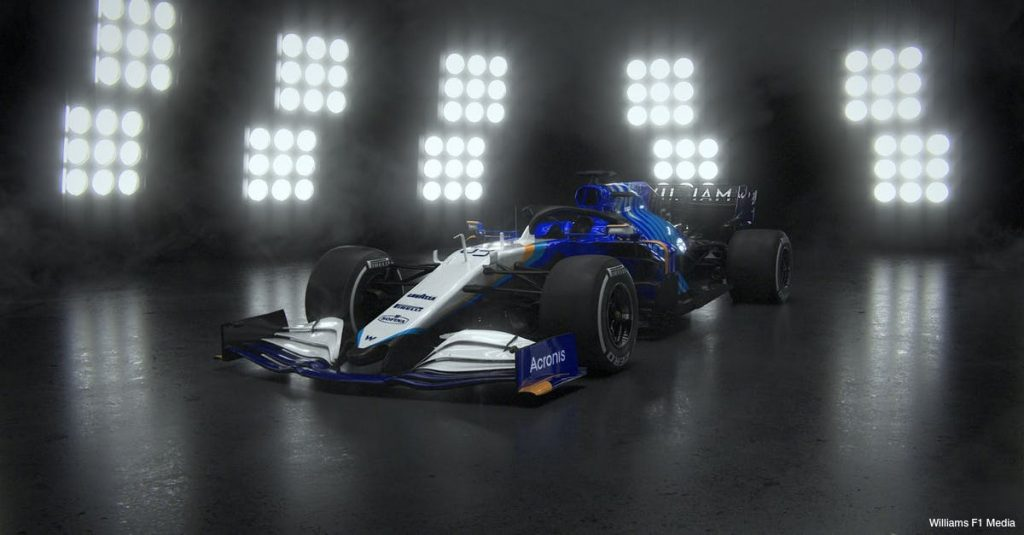 F1 short |  Capito wants Williams to remain independent