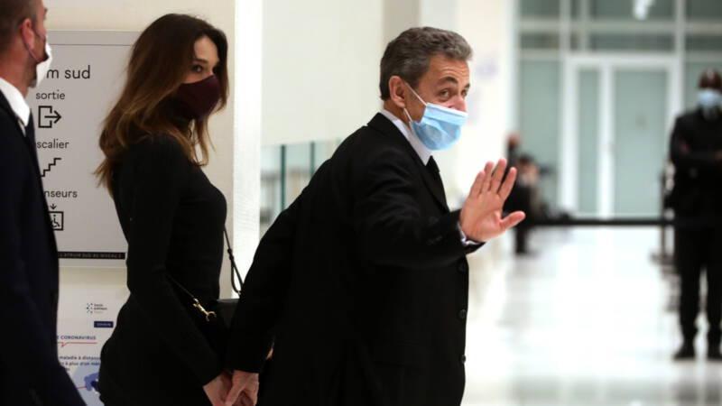 Former President Sarkozy: I am innocent, but I will not return to active politics