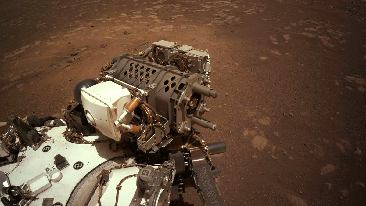 Greetings from Mars.  NASA spacecraft took off and sends out pictures