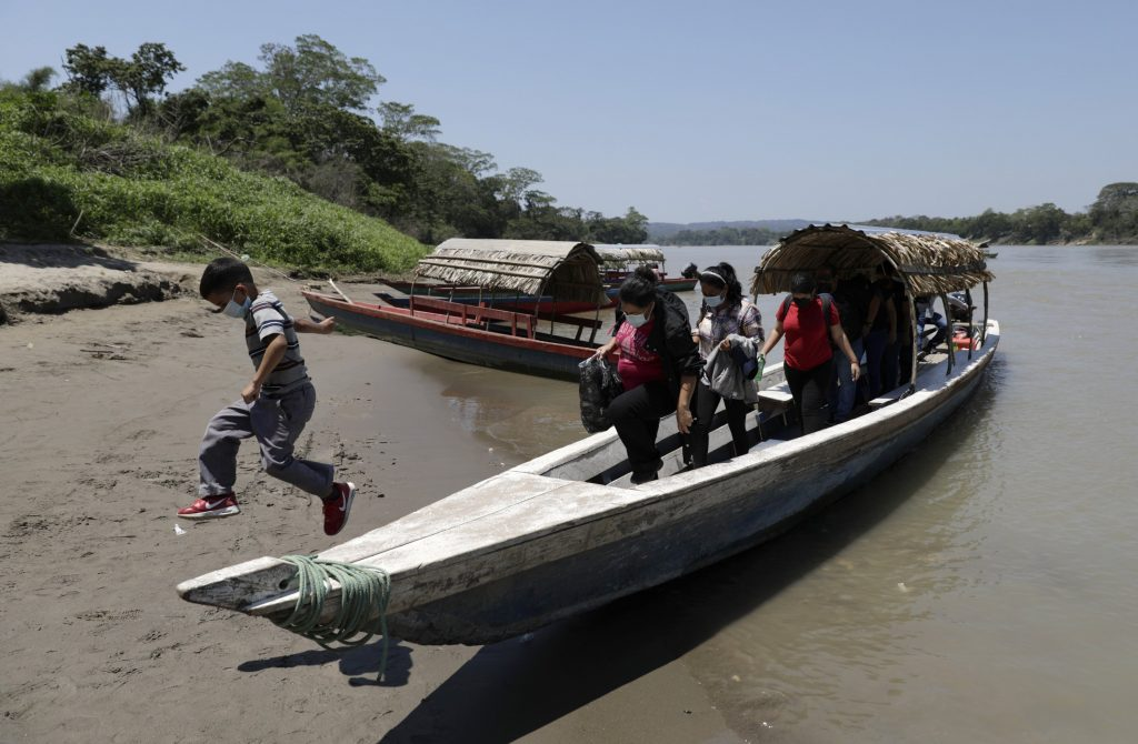 Guatemala announces emergency measures due to rumors of a new convoy