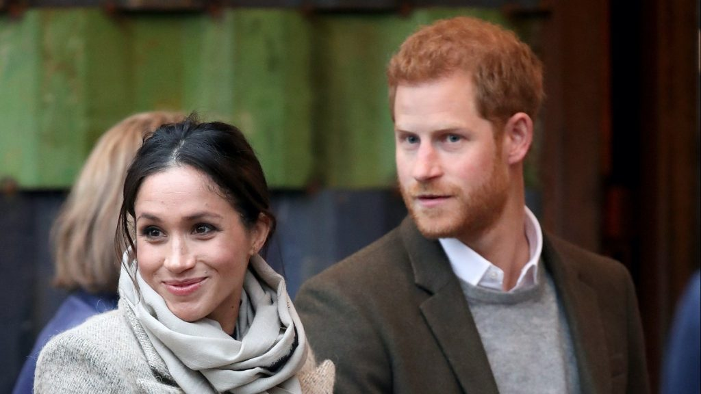 Harry and Meghan finally split from the British royal family