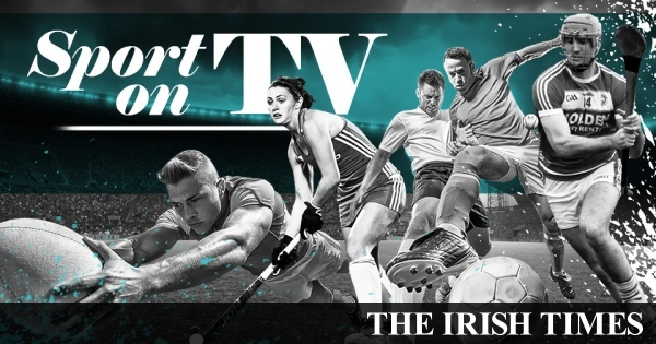Here's your handy guide to sports on TV this week