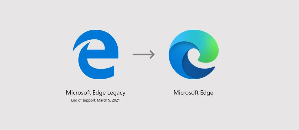 Microsoft officially ends support for Microsoft Edge Legacy |  iThome