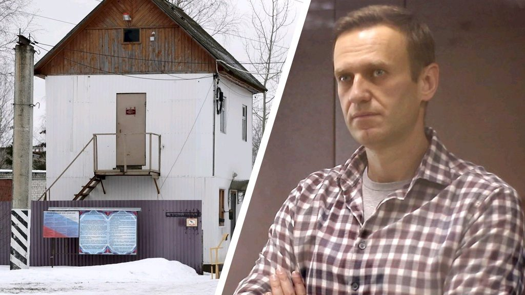 Navalny is back after days of uncertainty about his whereabouts