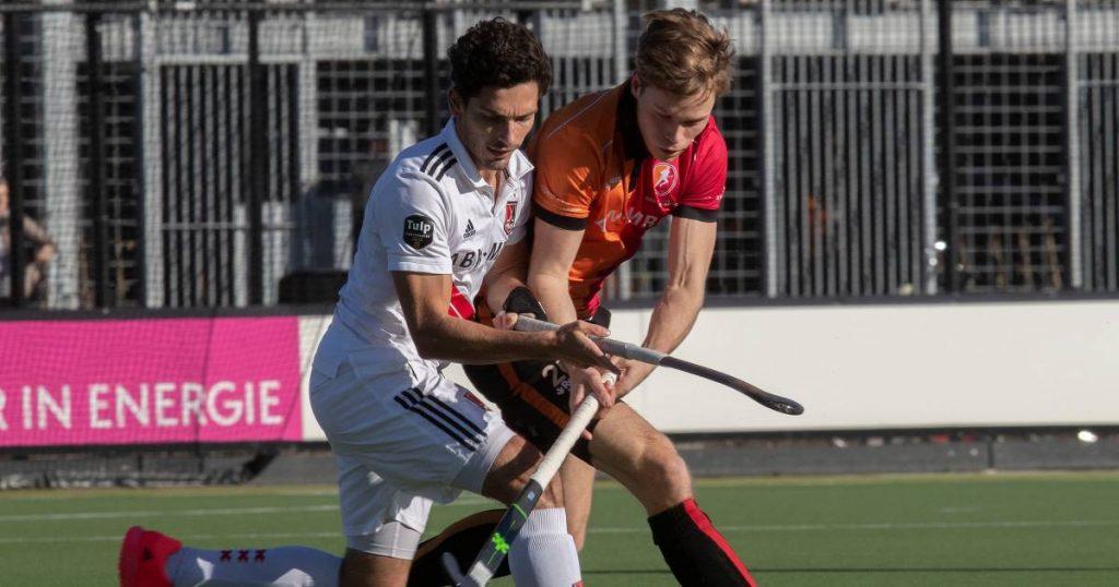 Orange-Red men start their double weekend with big win over Little Switzerland |  Hockey
