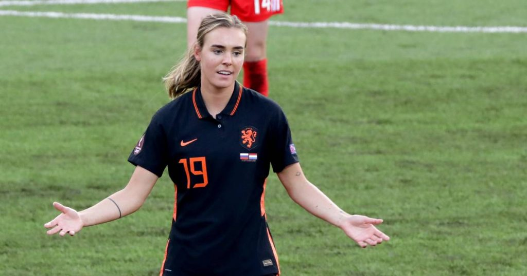 Rourd and Van Veenindal Return to Selection for Duel with the United States |  Dutch football